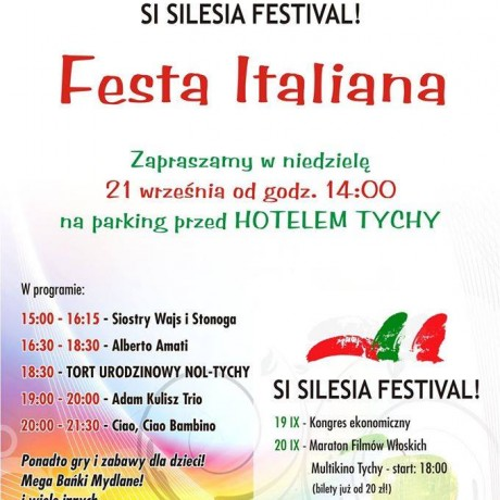 SI SILESIA FESTIVAL