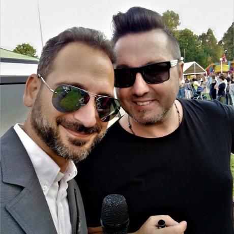 Alberto Amati i Andre Disco Polo
