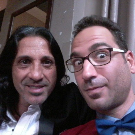 Alberto Amati i Luigi Pagano