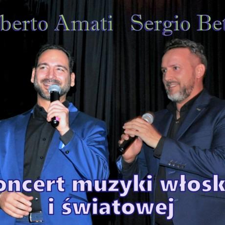 Alberto Amati i Sergio Bettas